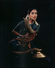 Rajika Puri Seated during Under Her Breath